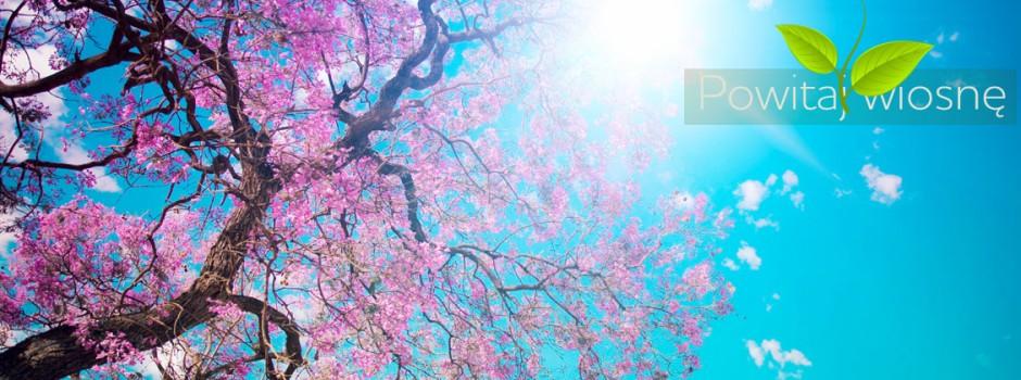 Wiosna, pozytywna pora roku